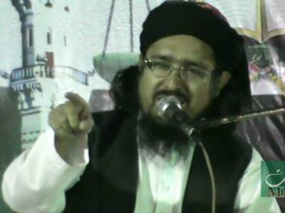 سندھ حکومت نے مولانا تاج محمد حنفی کو 30دن کے لئے نظر بندکردیا