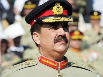 آرمی چیف جنرل راحیل شریف کا لاہور میں جاری جنگی مشقوں کا دورہ ،جوانوں کے تربیت کے معیار اور بلند عزم کی تعریف