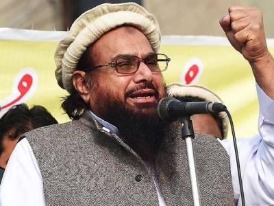 حافظ سعید کی مقبوضہ کشمیر میں سرجیکل سٹرائیک کی طرز کی کارروائی کی دھمکی :بھارتی میڈیا