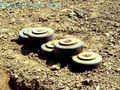 وادی تیراہ میں بارودی سرنگ کا دھماکہ ،سکیورٹی فورسز کا ایک اہلکار شہید