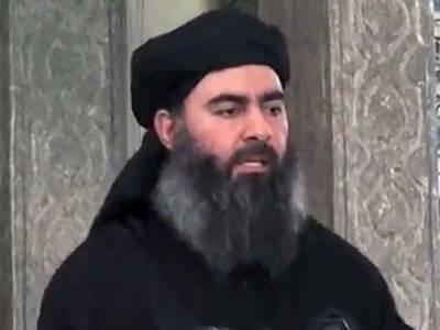 ابوبکر البغدادی خود کش بیلٹ پہن کر سوتے ہیں: عراقی مخبر