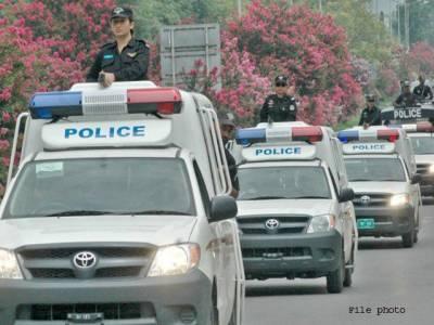 سندھ پولیس کی کارکردگی بہتر بنانے کیلیے اقدامات، 342نئی پک اپ گاڑیاں خرید لی گئیں