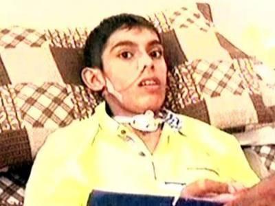 وزیر اعلیٰ سندھ نے استاد کے تشدد سے مفلوج طالبعلم کے علاج کی ہدایت کردی ، انکوائری کا بھی حکم