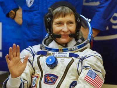 امریکی خاتون پیگی وٹسن بین الاقوامی خلائی سٹیشن کیلئے روانہ ، دنیا کی معمر ترین خلاءنورد سالگرہ بھی خلائی سٹیشن پر منائیں گی