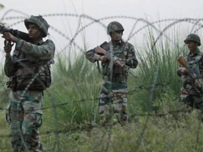 بھارت باز نہ آیا ، لائن آف کنٹرول کے بھمبر سیکٹر پر فائرنگ ، جانی نقصان نہیں ہوا : آئی ایس پی آر