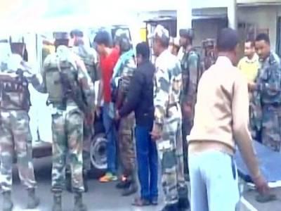 ریاست آسام میں فوجی قافلے پر فائرنگ ، 3بھارتی فوجی مارے گئے ، 4زخمی