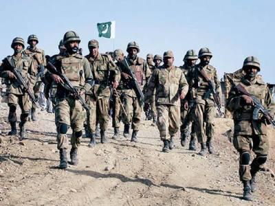 کنٹرول لائن پر سیز فائر کی خلاف ورزی پربھارت کے فوجیوں کی ہلاکتیں دو گنا ہیں :لیفٹیننٹ جنرل ملک ظفر اقبال