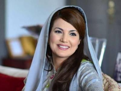 میرا اور نیازی صاحب کا ٹریک بالکل مختلف ہے ،اپنا ٹریک بدلنے سے قاصر تھی :ریحام خان