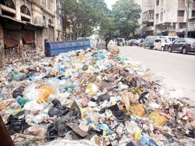 کراچی سے کچرا اٹھانے کیلئے سندھ حکومت نے چینی کمپنی سے معاہدہ کر لیا