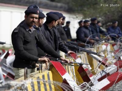 سیکیورٹی خدشات ،سیشن کورٹ اور جوڈیشل کمپلیکس کی سیکیورٹی انتہائی سخت کردی گئی