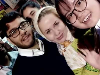 ' میں جب بھی اکیلی گھر سے نکلتی ہوں تو۔۔۔ ' پاکستان میں رہنے والی 22 سالہ روسی لڑکی نے ایسی بات کہہ دی کہ ہر کوئی دنگ رہ گیا