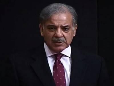 وزیر اعلیٰ پنجاب کی کوئٹہ میں سیکیورٹی اہلکاروں پر فائرنگ کی مذمت،دہشت گرد قوم کے عزم کو متزلزل نہیں کر سکتے:شہباز شریف