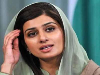 پاکستان کو فل ٹائم وزیر خارجہ کی ضرورت،پانامہ لیک میں وزیر اعظم کا بچنا ناممکن ہے:حنا ربانی کھر
