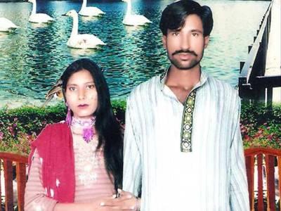 مسیحی جوڑے کو زندہ جلانے پر امام مسجد سمیت 5 کو سزائے موت