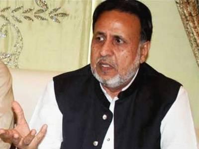 پولیس بجٹ کے ساتھ جرائم کی شرح بھی بڑھ گئی، لاہور میں 4قتل ہوئے:محمود الرشید