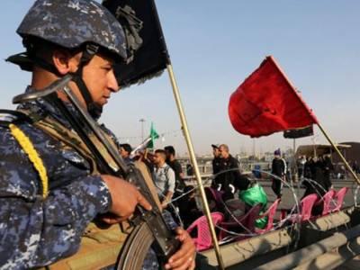 عراقی دارلحکومت بغداد کے قریب زائرین سے بھرے ٹرک میں بم دھماکہ، 100 افرادجاں بحق،متعدد زخمی