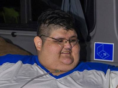 دنیا کےسب سے موٹے شخص کا وزن 584 کلو سے زیادہ ہونے کا انکشاف