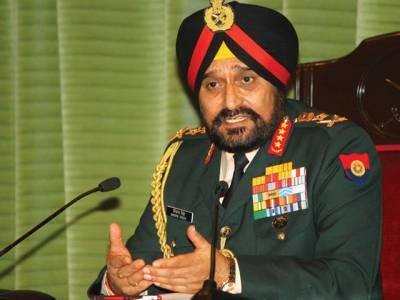 جنرل باجوہ' انتہائی پروفیشنل' بھارت کو ہوشیار رہنے کی ضرورت ہے: سابق بھارتی آرمی چیف