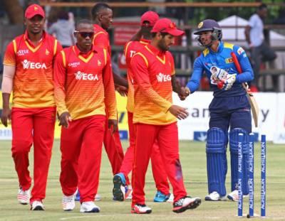 سہ ملکی سیریز کا فائنل آج زمبابوے اور سری لنکا کے درمیان کھیلا جائے گا