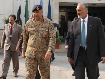 جنرل باجوہ کو بتایاکہ وہ آرمی چیف کیلئے مضبوط امیدوار ہیں تو وہ ہنس پڑے: بریگیڈیئرریٹائرڈ فیروز حسن خان