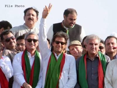 پاکستان تحریک انصاف کا پارلیمنٹ کا بائیکاٹ ختم کرنے پر غور