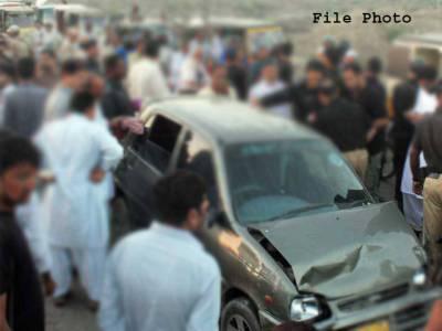 نامعلوم دہشتگردوں کی فائرنگ ، ڈی ایس پی ٹریفک فیض علی شگری شہید، ڈرائیور زخمی