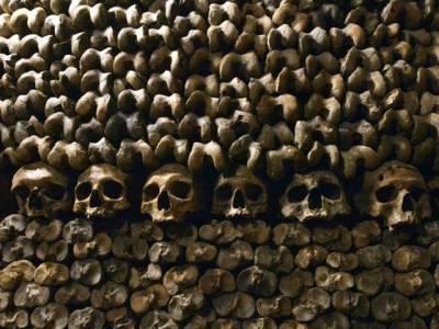قبرستان میں قبریں کھود کر انسانی کھوپڑیاں چرانے والا گروہ پکڑا گیا، کیا چیز تیار کرنے کے لئے چرائی جاتی تھیں؟ جان کر آپ بھی دنگ رہ جائیں گے