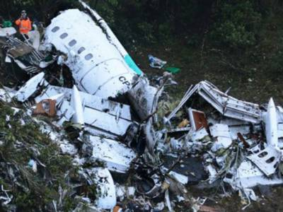 برازیلین فٹبال ٹیم کو لیجانے والے طیارے کو حادثے کی وجوہات سامنے آگئیں