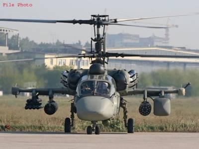 پاکستان کو ایم آئی 35 ہیلی کاپٹر فراہم کرنیکی منظوری ہو چکی: روسی سفیر