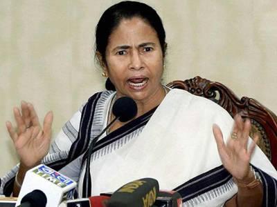 بھارتی ریاست مغربی بنگال میں فوج تعینات ،سیاسی انتقام لیا جا رہا ہے،جب تک فوج واپس نہیں جاتی دفتر سے گھر نہیں جاؤں گی:وزیر اعلیٰ ممتا بینر جی اڑ گئیں