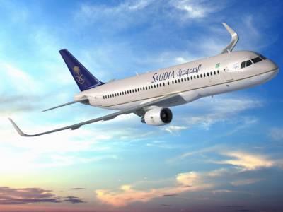 معاون پائلٹ بے ہوش ہوگیا، سعودی ائیرلائن کے طیارے کی کراچی میں ہنگامی لینڈنگ