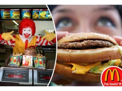 ہمیشہ بالکل مفت میں میکڈونلڈز کھانے کا طریقہ