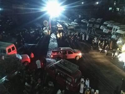 چین میں کوئلے کی کان میں دھماکہ ،13مزدورں جاں بحق ،20لاپتہ