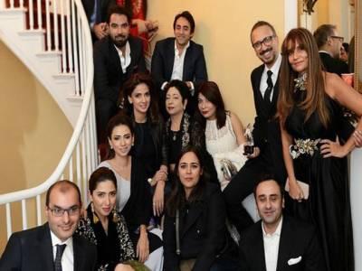 نیو یارک میں پہلے پاکستان فلم فیسٹیول کا آغاز ، فنکاروں نے ریڈ کارپٹ پر خوب جلوے بکھیرے