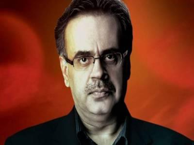 کمان کی تبدیلی کے بعد کراچی آپریشن تیز، شرجیل میمن سمیت دیگر لوگوں کے ریڈ وارنٹ جاری ہونے والے ہیں: ڈاکٹر شاہد مسعود کا دعویٰ
