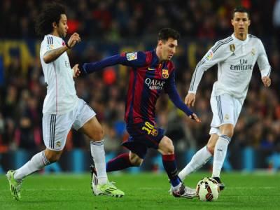سپینش لیگ:بارسلونا اور ریال میڈرڈ کا سنسنی خیزمیچ 1-1گول سے برابر