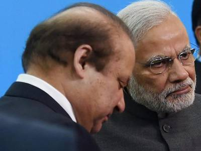 نوازشریف کیسے ہیں ؟ بھارتی وزیر اعظم مودی کااپنے پاکستانی ہم منصب کیلئے نیک تمناﺅں کا اظہار