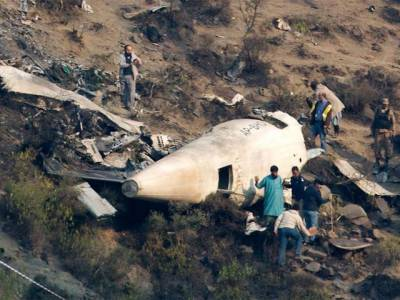 طیارہ حادثہ،تحقیقات کیلئے فرانس کی خصوصی ٹیم آج پاکستان پہنچے گی