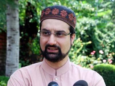 مقبوضہ کشمیر میں قابض انتظامیہ کاسیر ت کانفرنس کی اجازت دینے سے انکار،میر واعظ عمر فاروق کو گھر میں نظر بند کر دیا گیا