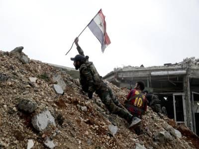 شام کی اسدی فوج نے حلب کا 98 فیصد کنٹرول حاصل کرلیا