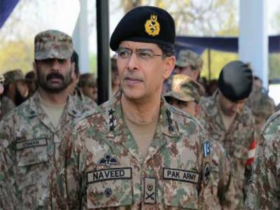 کراچی میں امن و امان کے قیام میں سندھ رینجرز نے کلیدی کردار ادا کیا :لیفٹیننٹ جنرل نوید مختار
