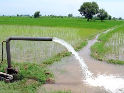 پانی کے ذخائر میں کمی، فصل ربیع کیلئے پنجاب کو 17 ایکڑفٹ پانی مل سکے گا