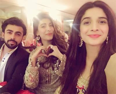 عروہ حسین نے اپنی شادی کے لئے سوا دو لاکھ روپے مالیت کا عروسی جوڑا پسند کر لیا