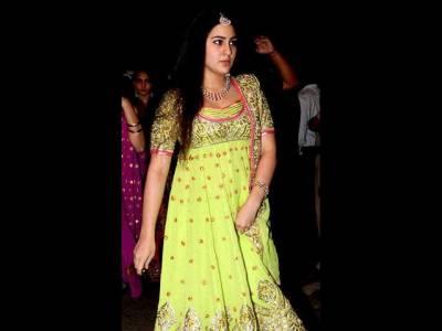 سیف علی خان کی بیٹی اپنی پہلی فلم میں ہریتھک کی ہیروئین بنیں گی