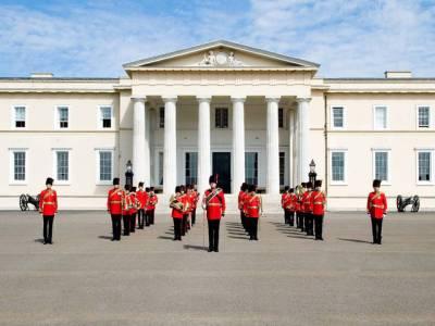 پاک فوج کے میجرعقبہ برطانیہ کی سینڈہرسٹ اکیڈمی کے پہلے پاکستانی انسٹرکٹرمقرر