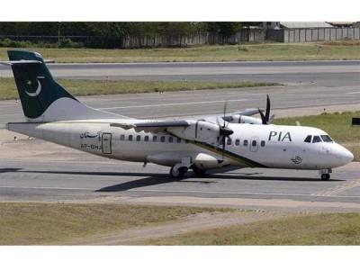 بینظیر ایئر پورٹ کے رن وے پر طیارے کے پہیے جام ، وزیراعظم کی پرواز کا رخ موڑدیا گیا