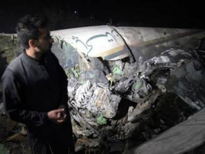 حویلیاں طیارہ حادثہ، پی آئی اے ملازم علی اکرم کی میت کی شناخت کرلی گئی