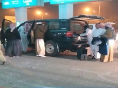 تلو ر کے شکار کیلئے پاکستان آئے قطری شہزادے واپس روانہ ہو گئے
