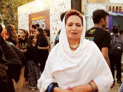 پشتو کی نامور گلوکارہ معشوق سلطانہ انتقال کر گئیں