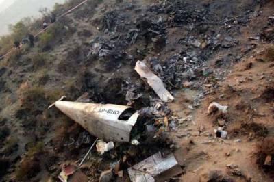 حویلیاں میں تباہ ہونے والے طیارے کے پائلٹ کی کنٹرول ٹاور سے آخری گفتگو بھی سامنے آ گئی